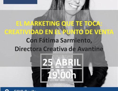 El Marketing que te toca: creatividad en el punto de venta