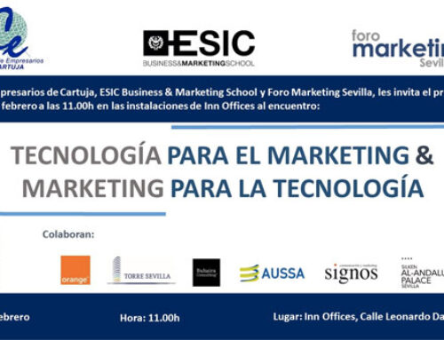 Tecnología para el Marketing & Marketing para la Tecnología