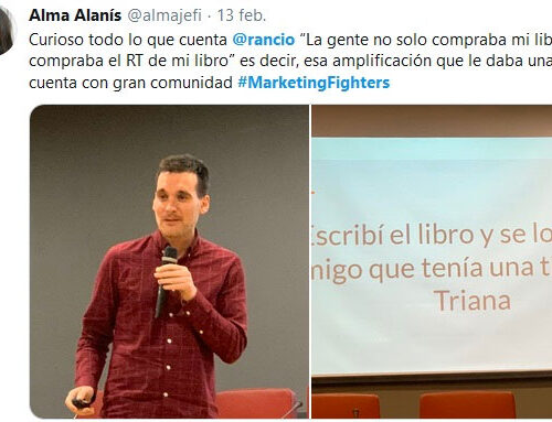 Marketing Fighters: Rancio Sevillano