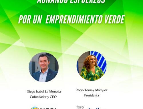 Fundación Nesi y Foro Marketing Sevilla aúnan fuerzas para impulsar el emprendimiento verde
