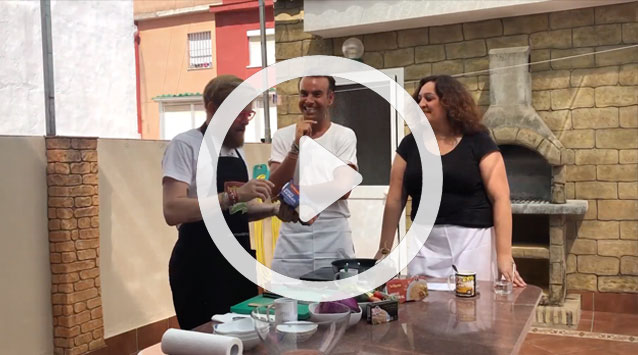 Cocinando tu Empresa con Daniel del Toro - Foro Marketing Sevilla