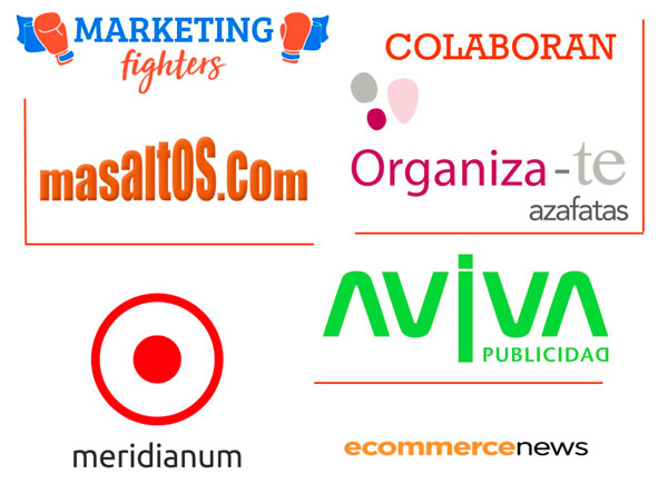 Colaboradores Marketing Fighters 2020