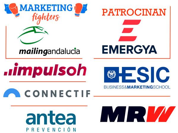 Patrocinadores Marketing Fighters 2020