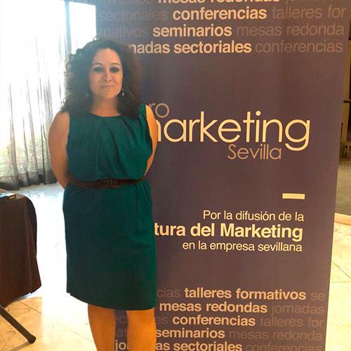 Rocío Tornay - Presidenta ForoMarketing Sevilla