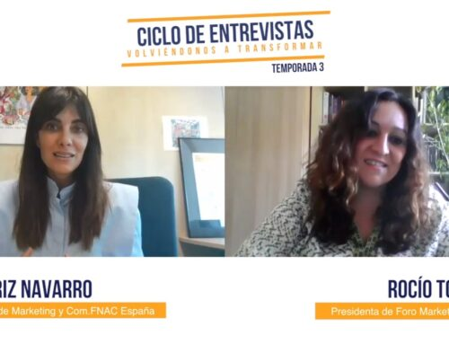 """Beatriz Navarro, Directora de Marketing y Comunicación de FNAC España: """"El dato y el CRM son fundamentales para poder tomar decisiones"""""""