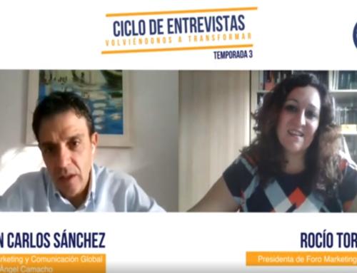 """Juan Carlos Sánchez, Director de Marketing y Comunicación Global en Ángel Camacho: """"nuestro negocio no podía parar"""""""